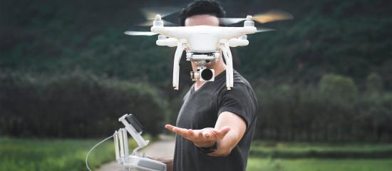 Drones : l'Europe se dote d'une règlementation