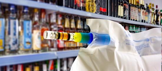Éthylotests obligatoires dans les commerces d'alcool à emporter!