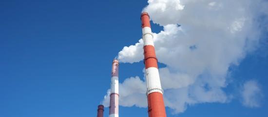 Activités polluantes: un acompte fiscal unique pour 2020