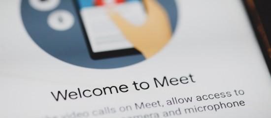 Google Meet: des visioconférences pour les professionnels et le grand public